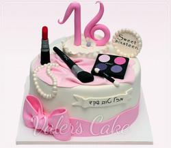 עוגת יום הולדת 16-Sweet-sixsteen
