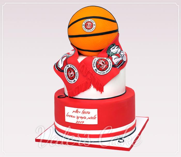 עוגת-כדורסל-הפועל-ירושלים