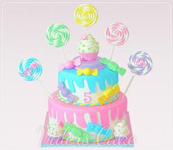 עוגת-ממתקים