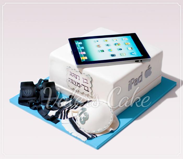 IPAD עוגת