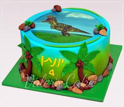 עוגת-דינוזאור