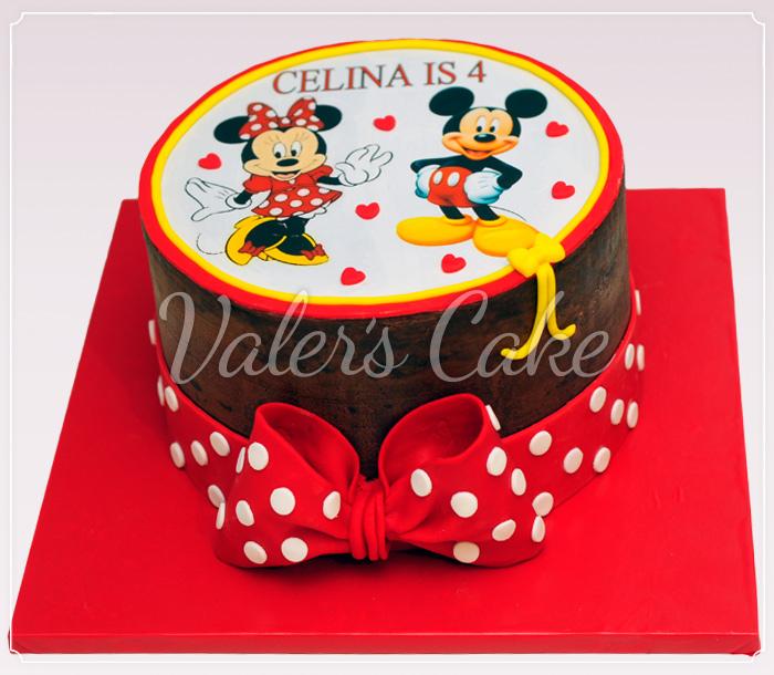 עוגת מיני מאוס-3