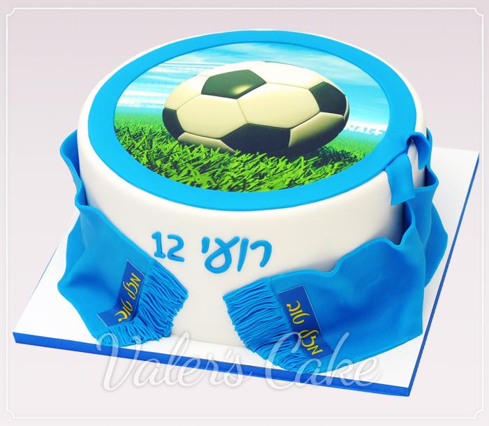 עוגת-כדורגל