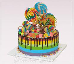 עוגת-קשת-ממתקים