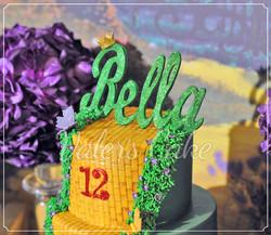 עוגת יום הולדת לבת מצווה