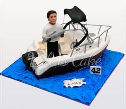 עוגת סירת-דיג