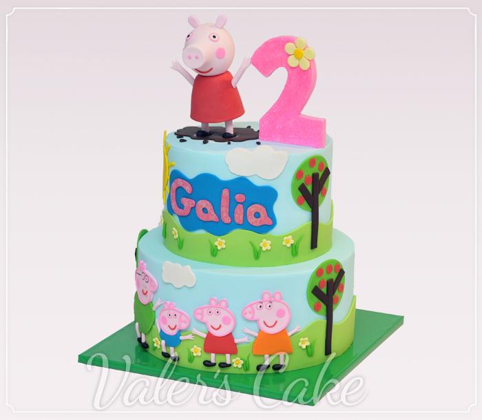 עוגת-peppa-pig