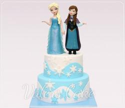 עוגת-אנה-ואלזה-