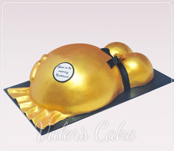 עוגת-בטן-היריון