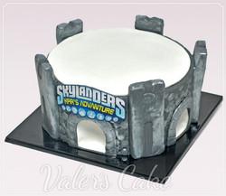 עוגת-Skylanders