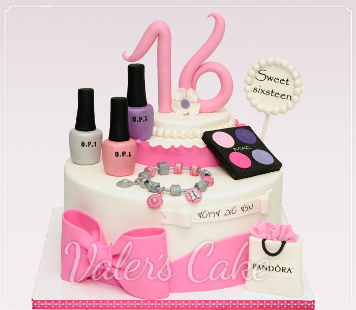עוגת-יום-הולדת-16-עם-פנדורה