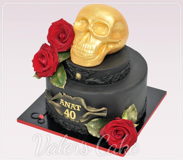 עוגת-גולגולת