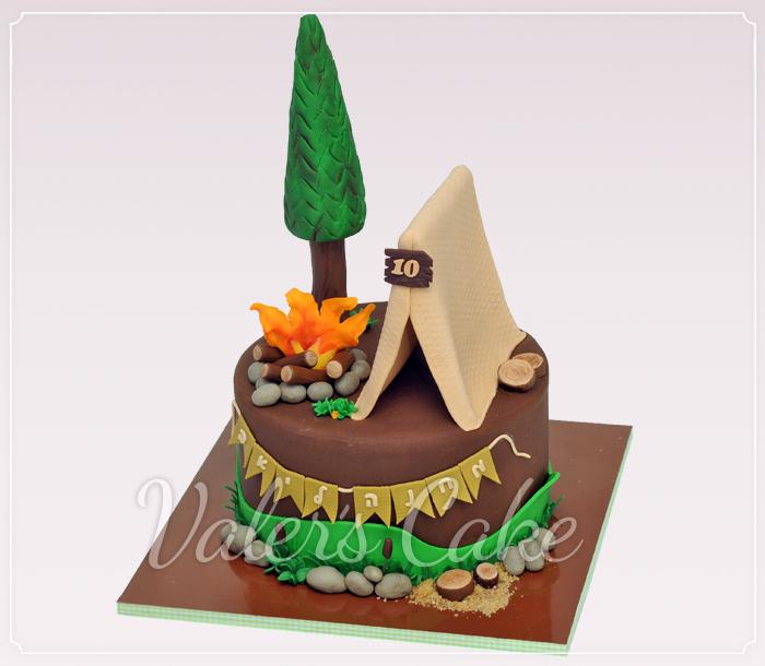 עוגת-מחנה