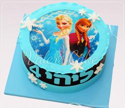 עוגת-אנה-ואלזה