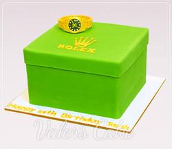 עוגת-קופסה-עם-רולקס