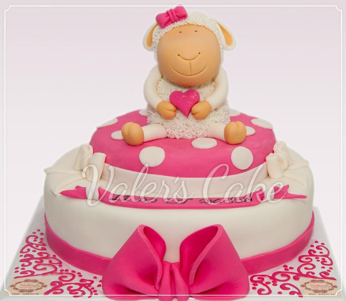 עוגת הכבשה ניקי