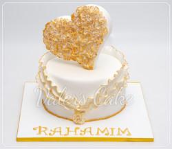 עוגת-לב-זהב