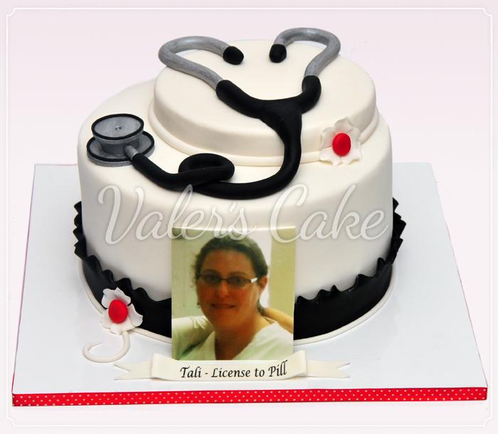 עוגה-עם-סטטוסקופ