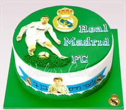 עוגת ריאל מדריד-4