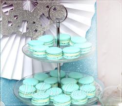 Frozen שולחן מעוצב בסגנון אנה ואלזה