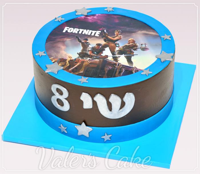עוגת-Fortnit