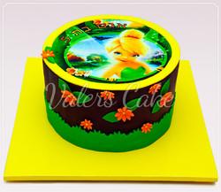 עוגת טינקרבל-6