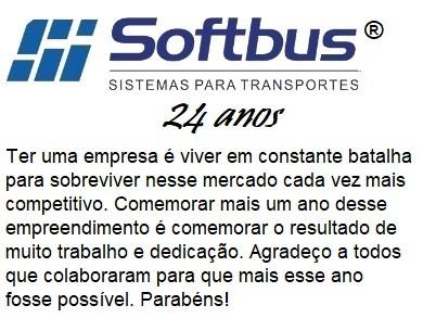 Aniversário Softbus