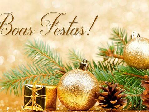 A Softbus deseja a todos um Feliz Natal e Próspero Ano Novo !!!
