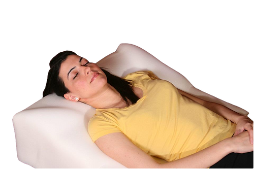 snore contour helps anti stop snoring pillow