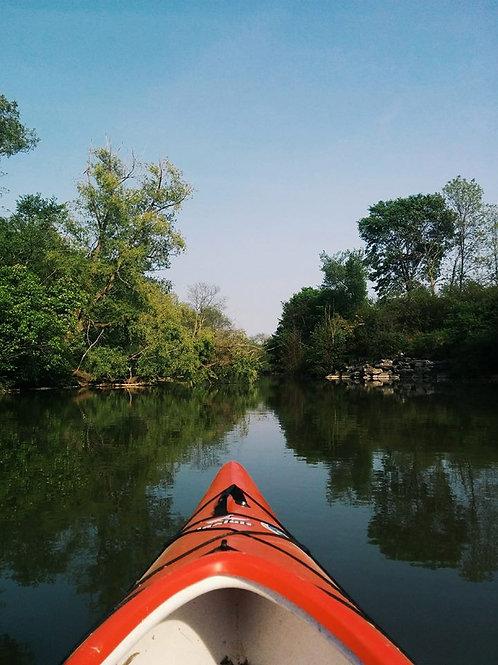 Rental : Recreational Kayaks