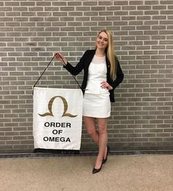 Emily T Order of Omega