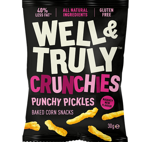 Punchy Pickles 30g