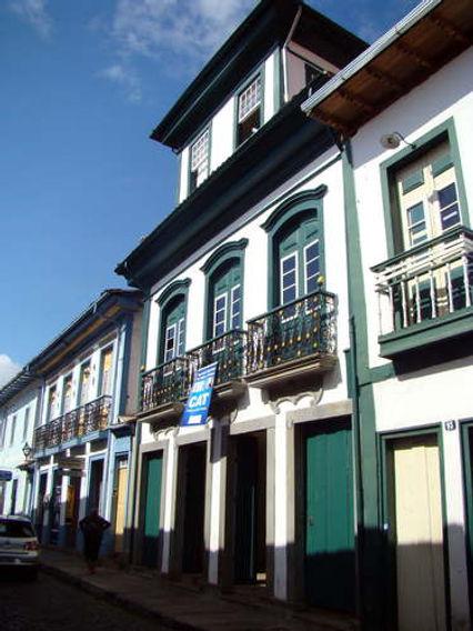 Secretaria da Cultura e Turismo-Sede do COMPAT