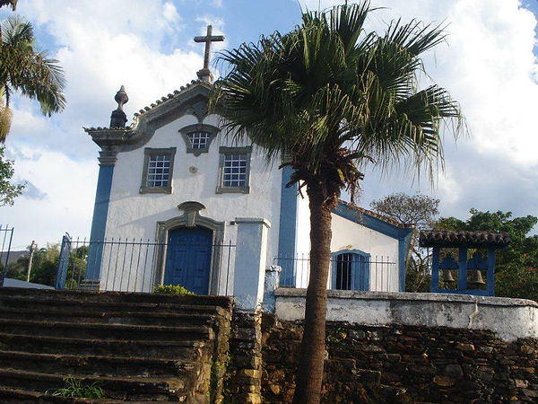 Igreja de Santana-Mariana-COMPAT