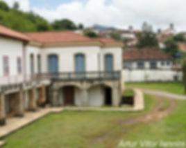 Antigo Palácio dos Bispos-Atual Museu da Música-Mariana-Compat