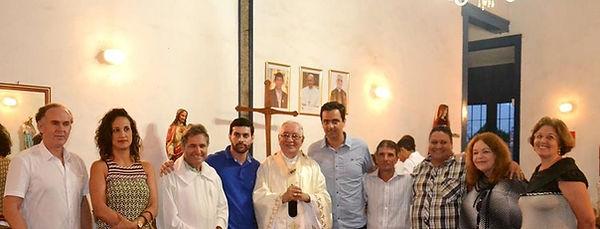 COMPAT-Igreja do Rosário de Mariana-Restauração