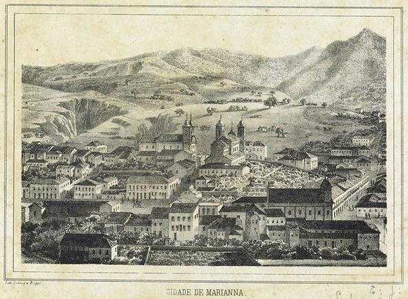 Vista das Torres das Igrejas-Mariana-Compat