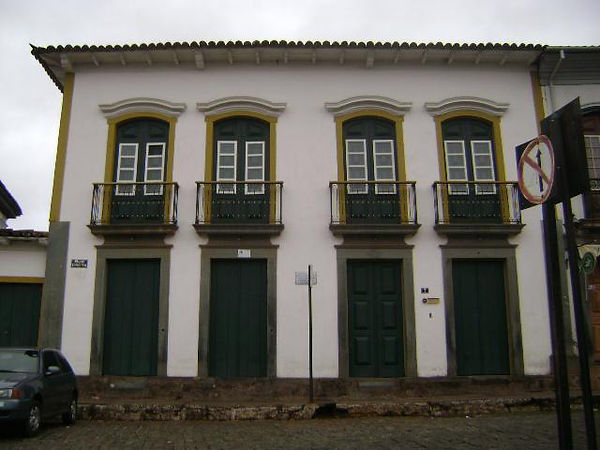 Casa Setecentista-IPHAN-Mariana-COMPAT