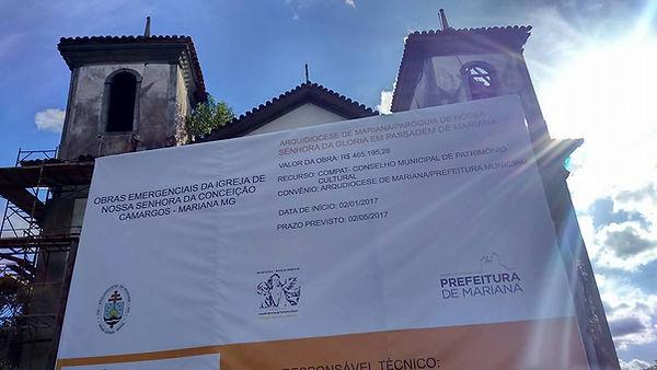 Núcleo Histórico Urbano de Camargos-Mariana-COMPAT