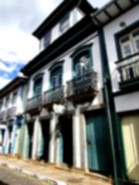Secretaria da Cultura e Turismo-Sede do COMPAT-Mariana