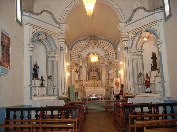 Igreja de Na.Sra. das Mercês-Mariana-COMPAT
