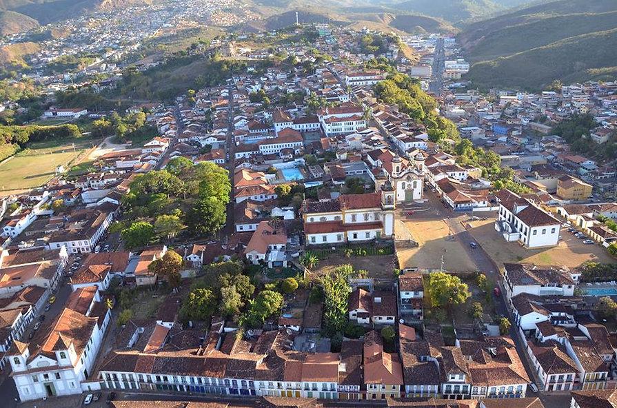 Centro Histórico de Mariana-COMPAT