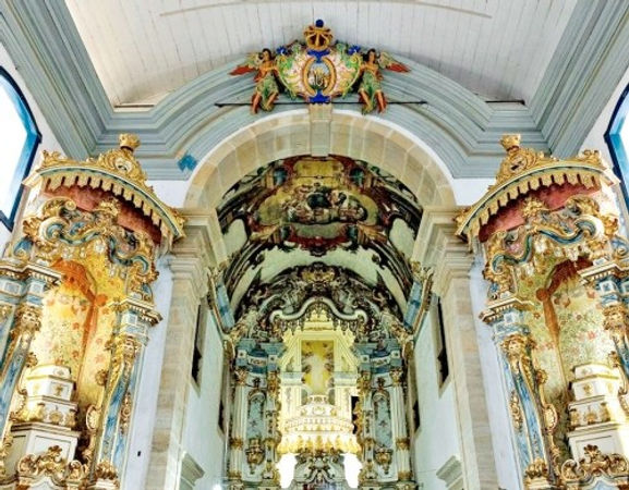 Igreja de Na.Sra. do Rosário-Mariana-COMPAT