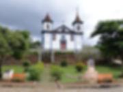 Igreja Matriz de Nossa Senhora de Nazaré de Santa Rita Durão-COMPAT