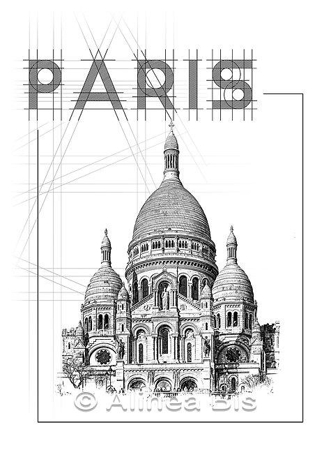 Paris Sacré Coeur