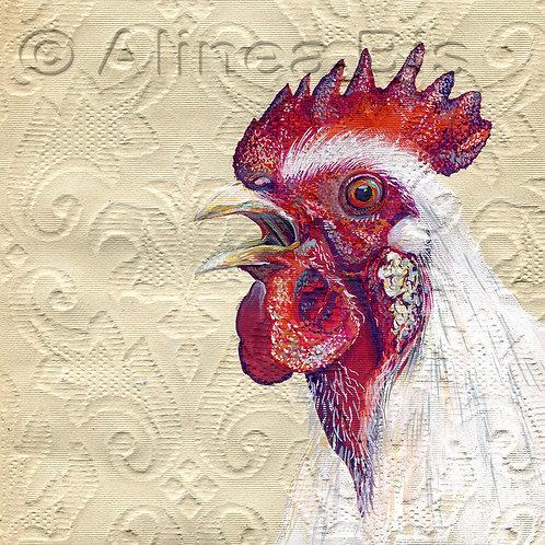 Tête de coq