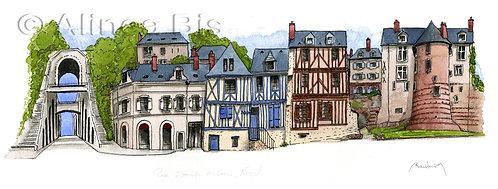 Rue Saint-Hilaire nord