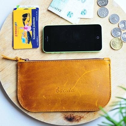 peněženka jezevčík