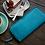 Thumbnail: Bezedná peněženka / nebeská modrá