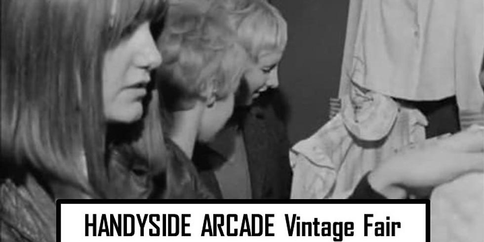 The Handyside (Arcade) Vintage Fair